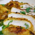 鶏むね肉と手羽元のタンドリーチキン