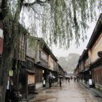 金沢 近江町市場でぶらぶらした後ひがし茶屋街でまったり