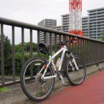 自転車日記  若松公園~花見川サイクリングコース 幕張~花島総合公園