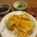 暑さにはメキシカン ナチョスとワカモレディップを作ってみた