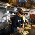製麺直営 カリッと麺が香ばしい広島お好み焼き 広島市東蟹屋 まるめん