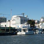 浦安YAMAHAマリーナから東京湾クルージング 浜離宮、レインボーブリッジ、お台場まで