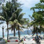 プーケット パトンビーチ (patong beach )  SABAI-SABAI Restaurantでパッタイ しかし何か違う…