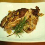 チキン(むね肉)マリネードソテー 中までしっとり