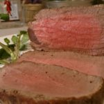 年始料理用 ローストビーフを作った(フライパン&オーブン)