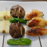 魚焼き片面グリルで焼き鳥(グリルde焼き鳥) 簡単だけど仕込みと焼き方にコツあり。