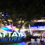 パタヤ 夜市の屋台街を歩く セカンドロードAVENUEとブアカオ常設市場(Bua Khao Market)  2018/7月パタヤ旅行