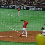代打新井!カープ日本シリーズ第5戦 福岡ヤフオクドーム プレミアムSS席と神席でしたがソフトバンク ギータに…球場飯は豊島蒲鉾