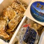 広島かき(宮島産)でお酒に合う料理4種!(殻つき牡蠣のレンチン、カキフライ、牡蠣の昆布蒸し、牡蠣と青梗菜のオイスターソース炒め)