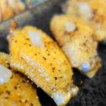 【エアーオーブン】お家で焼き鳥「かぼす&すだちペースト」和柑橘の香りでさっぱり