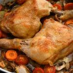 「だしとスパイスの魔法」を使って簡単「骨付鶏もも肉のオーブン焼き」
